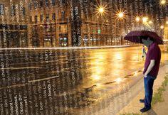 """Heavy Rain"" by Stephen P., 12th Grade, Sarasota, Florida, 2013 Embracing Our Differences Exhibit, via embracingourdifferences.org Sarasota Florida, Outdoor Art, Billboard, Exhibit, Rain, Travel, Rain Fall, Viajes, Trips"