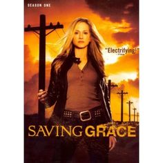 I'm learning all about Saving Grace: Season One (4 Discs) at @Influenster!