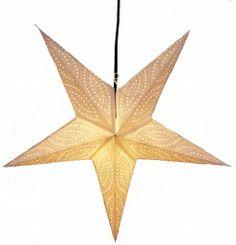 Paper Star Lantern - Simply Satin - $24.99