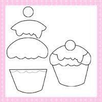 moldes cupcakes - Buscar con Google