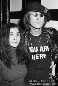 Bob Gruen, Rock and Roll Photographer - John Lennon Photos
