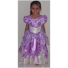 Tangled Dress, Rapunzel Dress, Princess Rapunzel, Princess Sofia The First, Little Princess, Ball Dresses, Ball Gowns, Girls Dresses, Birthday Girl Dress