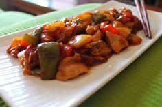 Varomeando: Pollo estilo chino