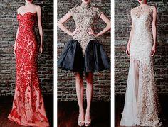 armaniprives:Rami Kadi Haute Couture F/W 2013.