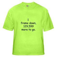 VFX Green T-Shirt