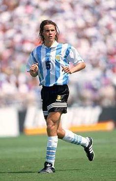 Fernando Redondo - Argentina National Team