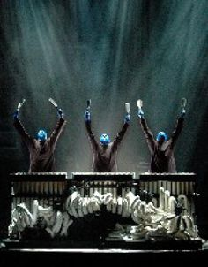 Taking the kids to Vegas?  They'll have fun, here's how...: The Blue Man Group