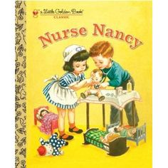 Nurse Nancy, I'd love to have a copy of this book!