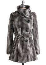 Carefully Chosen Coat | Mod Retro Vintage Coats | ModCloth.com