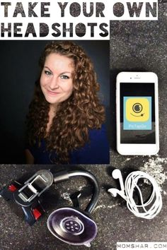 how to take headshots with phone