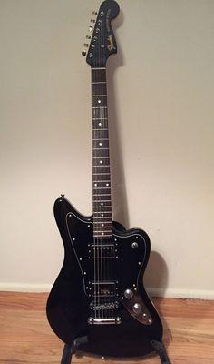 Fender Jaguar Baritone Special HH Electric Guitar #Fender