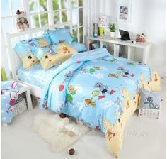 Cooling Summer Tom and Jerry Bedding