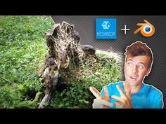Steve Lund from CG Geek explains his photogrammetry workflow to scan objects with the help of free-to-use software Meshroom and Blender. Blender Models, Blender 3d, Photo Scan, Software, Blender Tutorial, Open Source Projects, 3d Tutorial, Visual Effects, Interactive Design