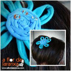 Pon una flor en tu pelo!!
