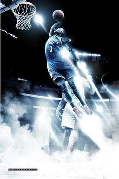 Russell Westbrook #0 OKC Thunder #Thunderup