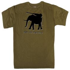 Iron Tusk T-Shirt Men's Green now featured on Fab.