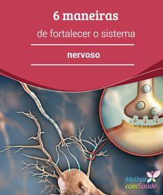 6 maneiras de fortalecer o sistema #nervoso Você sabia que #consumir aveia, levedura de cerveja ou #pólen mantem teu sistema #nervoso saudável? Saiba como mantê-lo em boa forma na sequência.