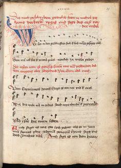 Beheim, Michael: Gedichte Österreich, 3. Viertel 15. Jh. Cgm 291  Folio 85