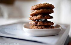 Oatmeal, Cranberry and Raisin Cookie | I Shot the Chef