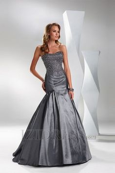 Ball Gown Strapless Sweetheart Taffeta Quinceanera Dresses at IZIDRESS.com