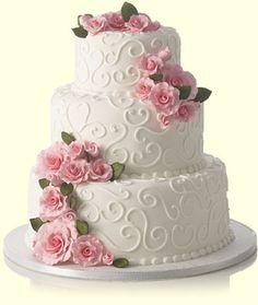 wedding cake picture: wedding cake picture #weddingideas