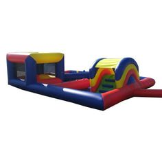 Playzones, Ball Ponds & Soft Play : Playzone with Curved Ballpond and Den AQ2230 www.airquee.co.uk