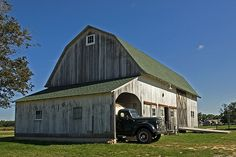 Barn on the North Fork by Alida's Photos, via Flickr