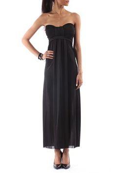 Victoria Black maxi Dress