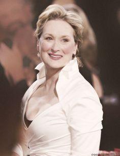 Meryl Streep in 2004