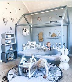 Gefällt mir, 154 Kommentare – Decor For Kids ™ – - Baby room Boy Toddler Bedroom, Baby Boy Room Decor, Boys Bedroom Decor, Baby Room Design, Toddler Rooms, Baby Bedroom, Baby Boy Rooms, Nursery Room, Boys Bedroom Curtains