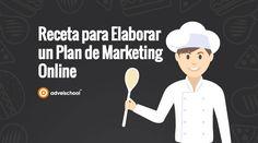 Elaborar un Plan de #Marketing Online, Fases a Seguir