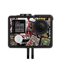 MAX câmera de esportes decoração acessório paster câmera decoração autocolante corpo da câmera para GoPro herói 4