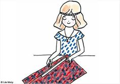 do it yourself, maxi-jupon, mode, ceinture, jupe, - Elle
