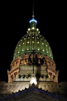 Cúpula del Congreso de la Nación de la República Argentina, Buenos Aires, Capital Federal