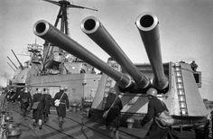 Artilleria naval Rusa
