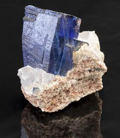 World Class Blue Halite from Carlsbad, NM