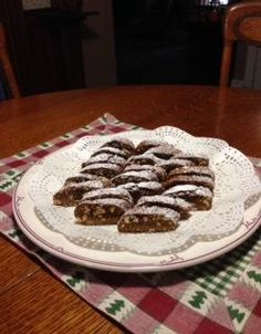 Pappatelli (Italian Peanut Cookies): This family recipe, more than 100 years old, originated with Mary Campatello in Naples, Italy, says her great-granddaughter Connie Goonan.