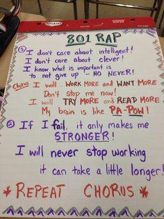 Grit Rap - growth mindset