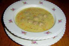 Kaldoun recept Cheeseburger Chowder, Soup, Fine Dining, Soups