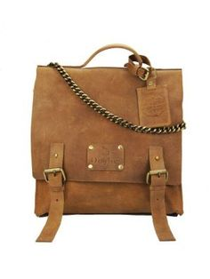 Frany Fierce camel eco bag