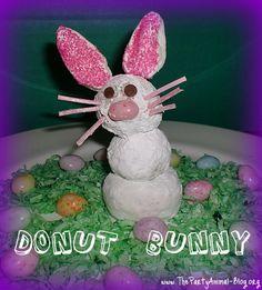 Mini-Donut Bunnies