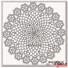 Original pashmina o estola al crochet | Todo crochet