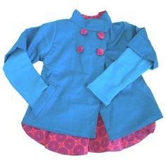 Marie Jacket with shwe shwe lining . Beautiful!