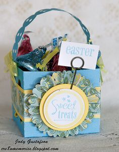 Cre8n' Memories: Easter Basket