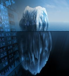 """Using of algorithm """"Iceberg"""" for trade systems."""