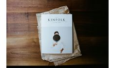 Kinfolk Magazine - Kinfolk - about small gatherings, dinners. Sunday Kind Of Love, Kinfolk Magazine, Corporate Brochure Design, Hand Designs, Kids Decor, Letterpress, Book Design, Poster, Design Inspiration