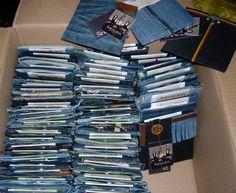 pronte per la distribuzione! Office Supplies, Notebook, Notebooks, Scrapbooking