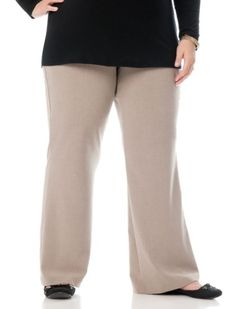 b6bbe26d41c Motherhood Maternity  Plus Size Mid Belly Bi-stretch Suiting Maternity Pants  (bestseller)