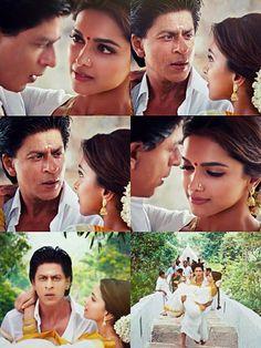 chennai express Bollywood Quotes, Bollywood Couples, Bollywood Actors, Shah Rukh Khan Movies, Shahrukh Khan, Deepika Padukone Saree, Dipika Padukone, Chennai Express, Movie Dialogues