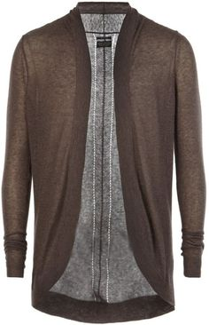 AllSaints - Brown Ontario Cardigan for Men - Lyst Guy Style, All Saints, Ontario, Mens Fashion, Guys, Brown, Sweaters, Stuff To Buy, Clothes